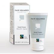 Fair Squared Olive Oil & Apricot Facial Cream - 50ml