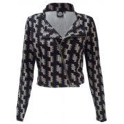 Nancy Dee Carmen Biker Jacket