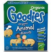 Organix Animal Biscuits - 100g