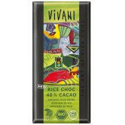 Vivani Organic Rice Drink Chocolate with 40% Cocoa - 100g