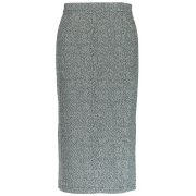 Nancy Dee Joni Herringbone Pencil Skirt
