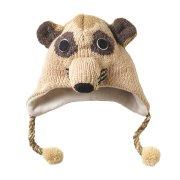 Kid's Meerkat Knitted Hat