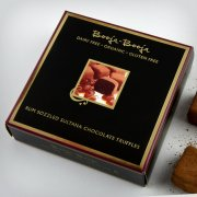 Booja Booja Rum Sozzled Sultana Truffles - 104g