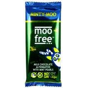 Moo Free Dairy Free Minty Moo Chocolate Bar - 86g