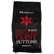 Montezuma's Organic White Giant Buttons 180g