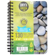"""A6 Stone Paper Notebook - 4"""""""" x 6"""""""" - 65 Ruled Sheets"""