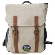 Ramie Leaf & Jute Blend Backpack - Beige