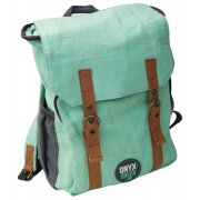Ramie Leaf & Jute Blend Backpack - Mint