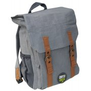 Ramie Leaf & Jute Blend Backpack - Grey