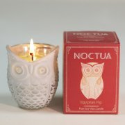 Noctua Hand Poured Soy Candle - Egyptian Fig