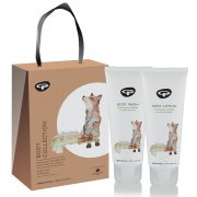 Green People Body Care Collection Gift Set - 2 x 100ml