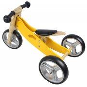 Wooden 2 In 1 Mini Balance Bike