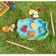Frog Catching Game