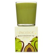 Pacifica Mediterranean Fig Scented Soy Candle - 160g
