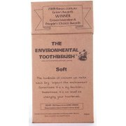 Environmental Bamboo Toothbrush - Soft