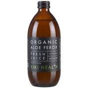Kiki Health Organic Aloe Ferox Juice - 500ml