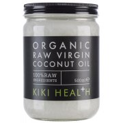 Kiki Health Organic Coconut Oil - 500ml