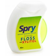 Spry Dental Floss With Xylitol - 40m