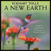 A New Earth 2017 Wall Calendar