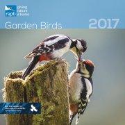 RSPB Garden Birds Calendar 2017