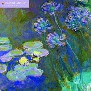 Claude Monet Calendar 2017
