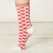 Braintree Dasher Bamboo Socks - Snow