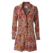 Nomads Aurora Fair Trade Fitted Coat