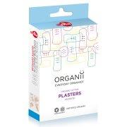 Organii Organic Cotton Plasters - 50's Mixed sizes