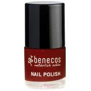 Benecos Nail Polish - Cherry Red - 9ml