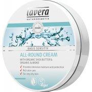 Lavera Basis Sensitiv Organic All Round Cream - 150ml