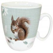 RSPB Mug - Red Squirrel
