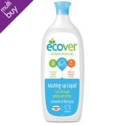 Ecover Washing Up Liquid - Camomile & Marigold - 1L