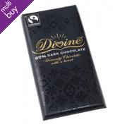 Divine 85 %  Dark Chocolate - 100g