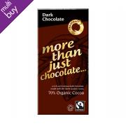 Traidcraft Organic 70% Dark Chocolate 100g