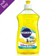 Ecozone Washing Up Liquid Lemon 500ml