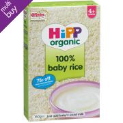HiPP Organic Baby Rice - 4m+ - Dried - 160g