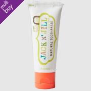 Jack N' Jill Gluten Free Toothpaste - Strawberry - 50g