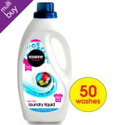 Ecozone Non Bio Concentrated laundry liquid - 2L/50 washes