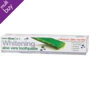Aloe Vera Whitening Toothpaste - 100ml