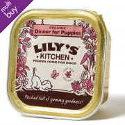 Lily's Kitchen Organic Dinner For Puppies - 150g