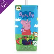 Appy Drinks Peppa Pig Apple & Summer Berries Natural Juice Drink - 3 x 200ml