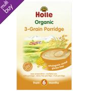 Holle Organic 3-Grain Porridge - 250g