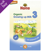 Holle Organic Growing Up Milk 3 - 600g