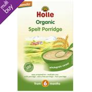 Holle Demeter Baby Cereal Spelt Porridge 250g