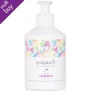 Organii Organic Liquid Soap - Lavender - 300ml