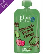 Ella's Kitchen Broccoli Pear & Peas
