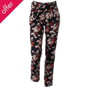 Nancy Dee Beth Cherry Blossom Trousers