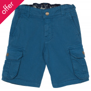Frugi Explorer Shorts - Ink