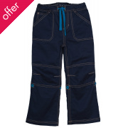 Frugi Sailor Roll Ups - Navy