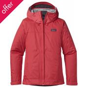 Patagonia Womens Torrentshell Jacket - Shock Pink